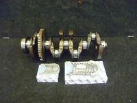 bmw 3 series 2.0 petrol 120i e87 n43b20 genuine crankshaft & bearings standard