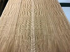Movingue Veneer Wood Veneer 4 Sheets 41' x 8 1/2' 518A