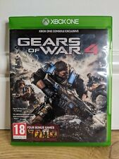 GEARS of War 4 (Microsoft Xbox One, 2016)