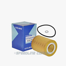 Engine Oil Filter For BMW E46 E39 E53 2.5L 3.0L Premium 12300 New