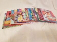 Scholastic Disney Books lot of 15 Pooh, Cars, Cinderella, Nemo, Snow White etc