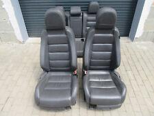 Dotazione SEDILE ORIGINALE + VW GOLF 5 + GTI sedili sportivi Nera di Pelle dotazione
