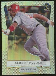 2012 Panini Silver Prizm #8 Albert Pujols St. Louis Cardinals