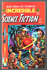 COMICS VO ¤ INCREDIBLE SCIENCE-FICTION n°8 ¤ 1994 BAD 1950's EC COMICS