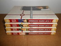 Flat Earth Exchange Vol. 1 2 3 4 Manga Graphic Novel Complete Lot in English