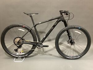 2020 Cannondale F-Si Hi-MOD 1 Medium Hardtail MTB 29er Bike XTR Lefty MSRP $8200