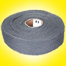 5 lb Steel Wool Reel # 3 - Coarse - Lana de Acero - SAME DAY SHIPPING