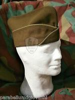 US Bustina americana ufficiale, Army Garrison Cap, officer side cap WW2