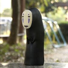 Ghibli Spirited Away No Face Kaonashi Coin Bank Figure 20cm tall