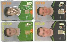 More details for ireland 4 mint sealed callcards cat nos 1304, 05, 06, 07