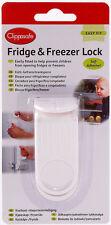 Clippasafe FRIDGE LOCK/LATCH Kitchen Child/kids/Baby Proofing Home Safety BN