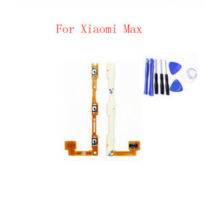 Power On Off Power Volume Up Down Flex Cable Part Original For Xiaomi MI Max