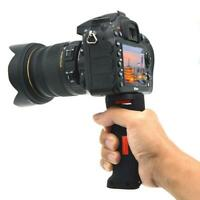 Wide Platform Grip Camera Handle with 1/4 Screw for SLR DSLR Digital Camera