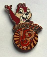 Disney Pin Badge 2013 - Chip