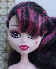 Monster High Draculaura SCARIS CITY OF FRIGHTS Nude Doll