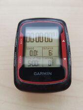 Garmin Edge 500 with cadence sensor