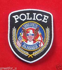 Iron on patch logo POLICE sew on jackets or hat+for gift handmad