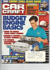 Car Craft Magazine September 1996 Loe Buck Ignition Mods Very Good