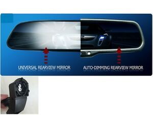 Auto dimming car interior rearview mirror,fit BMW 3,5,7,x1,x5,x6,etc