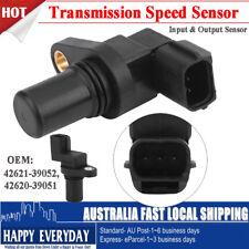 2x Car Input&Output Transmission Speed Sensor For HYUNDAI KIA OEM 42621-39052 AU