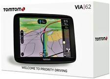 "Navigatori portatili da auto TomTom con Bluetooth 6"""