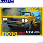 AMT 1180M 1/25 1969 Plymouth GTX Hardtop Pro Street