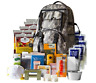 Survival Backpack Bug Out Bag Gear Kit Emergency Food Supply Prepper Rations