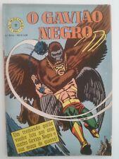 O Gavião Negro 11 (1968) - Ebal - Brasilianischer Hawkman 16 (1966)