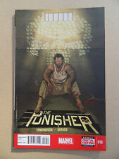 Punisher 10 . Marvel 2014 . FN / VF