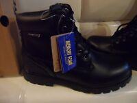GoodYear  Work Slip Resistance Memory Foam Men's Boots