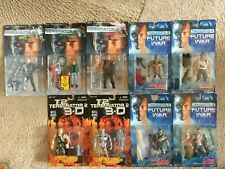 Terminator Action Figures (Lot Of 9) Kenner (New)