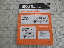 REVUE TECHNIQUE PEUGEOT 305 GT BERLINE ET BREAK