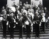 1930 Photo - British Government sends Delegation to coronation of Haile Selassie