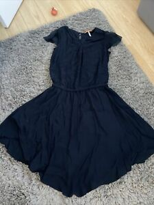 Ladies Hugo Boss Navy Dress Size 12 Never Worn