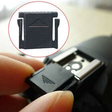 Flash Hot Shoe Plastic Cover Cap Protective For Canon, Nikon, Olympus Camera