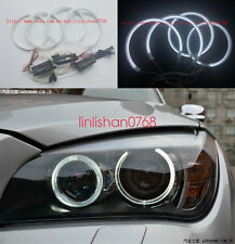 4pcs Excellent CCFL 7000K Angel Eyes kit For BMW X1 E84 Non-projector 2010-2011