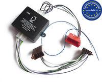 Dietz 17009 Aktivsystem Radio KFZ Adapter Audi A8 TT VW Golf 4x50 Radioadapter