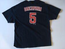 Rare Vintage NOMAR GARCIAPARRA No. 5 Chicago Cubs Shirt