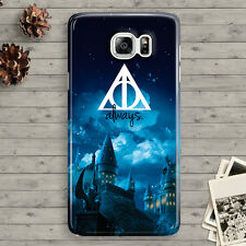Harry Potter Hogwarts Quotes Deathly Galaxy Note 3 4 5 Hard Case