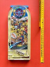 MOTO CROSS Tischflipper FLIPPER Box 60 70 80 PINBALL Set no Tomy Electric Mattel