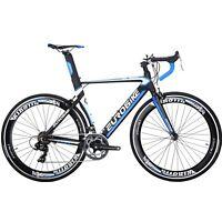 Light Aluminium Road Bike 14 Speed 700C Road Racing Bicycle Mens Bikes 54cm cycl
