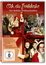 Oh, du Fröhliche (2 DVDs) (DDR TV-Archiv) Vier Weihnachtsfilme