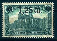 Deutsches Reich 116 I , ** , * , o ,