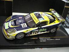 CHEVROLET Corvette C6-R C6 R Le Mans 2007 Alphand #72 IXO 1:43