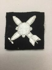 Orig US Navy EOD Explosive Ordnsnce Disposal Striker Patch Insignia