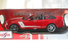 Maisto 2010 Roush 427R Ford Mustang 1:18 Diecast New
