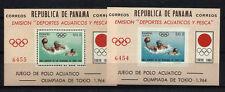 PANAMA - Olympic Mi Bl 21/2 MNH - VF