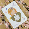 Personalised Be My Flower Girl Proposal Card Scratch & Reveal Hidden Message.