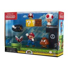 Super Mario Figuren Figures Set Eichenhain Acorn Plains #2