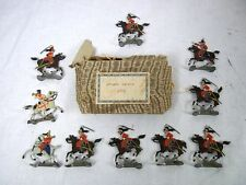 British Military Personnel Vintage Toy Soldiers